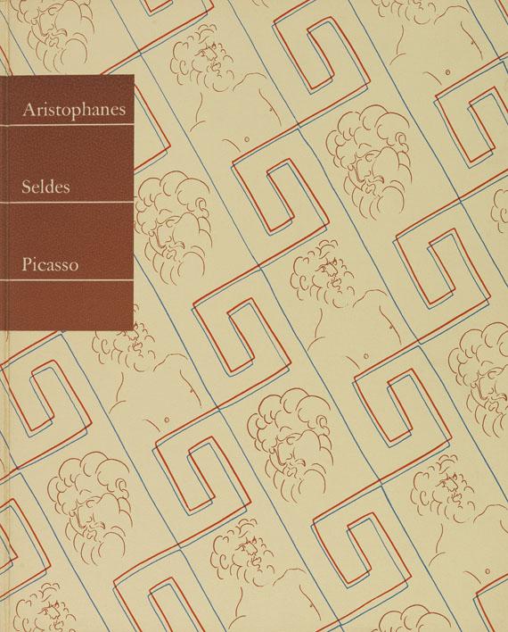 Aristophanes - Picasso - Lysistrata - Weitere Abbildung