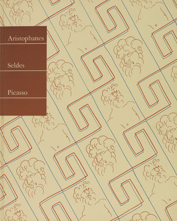 Aristophanes - Picasso - Lysistrata -