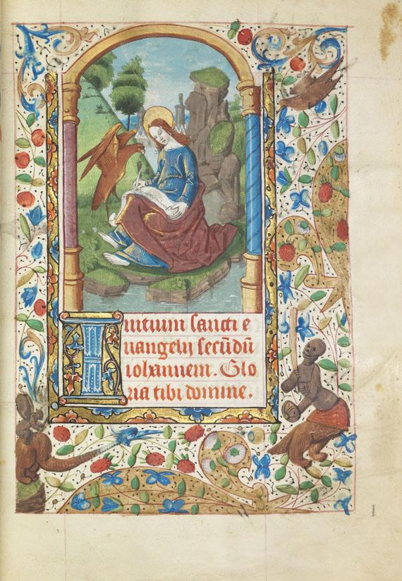 Stundenbuch - Stundenbuch. Troyes