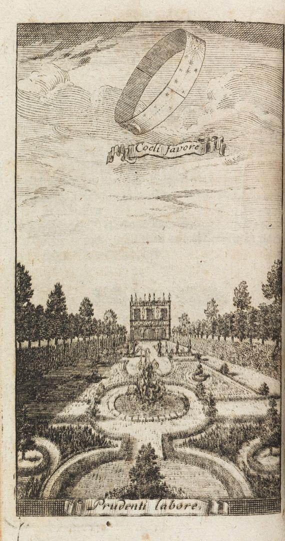 Johann Michael Schwimmer - Deliciae physicae-hortenses