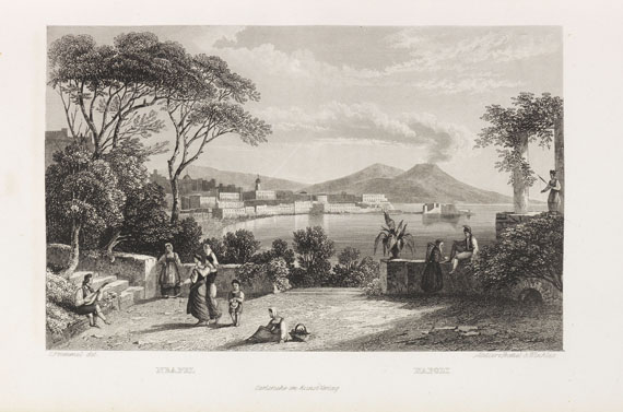 Carl Ludwig Frommel - Pittoreskes Italien