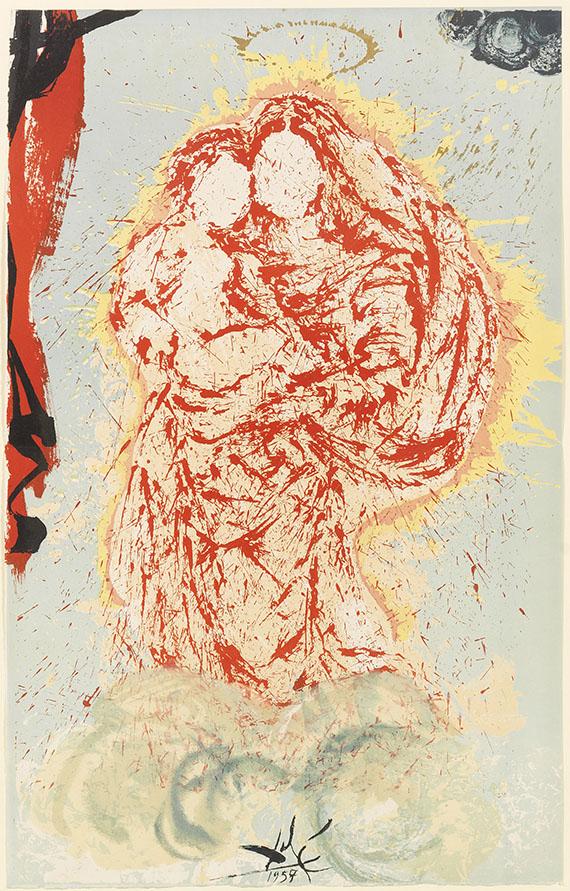 Salvador Dalí - Don Quichotte de la Manche