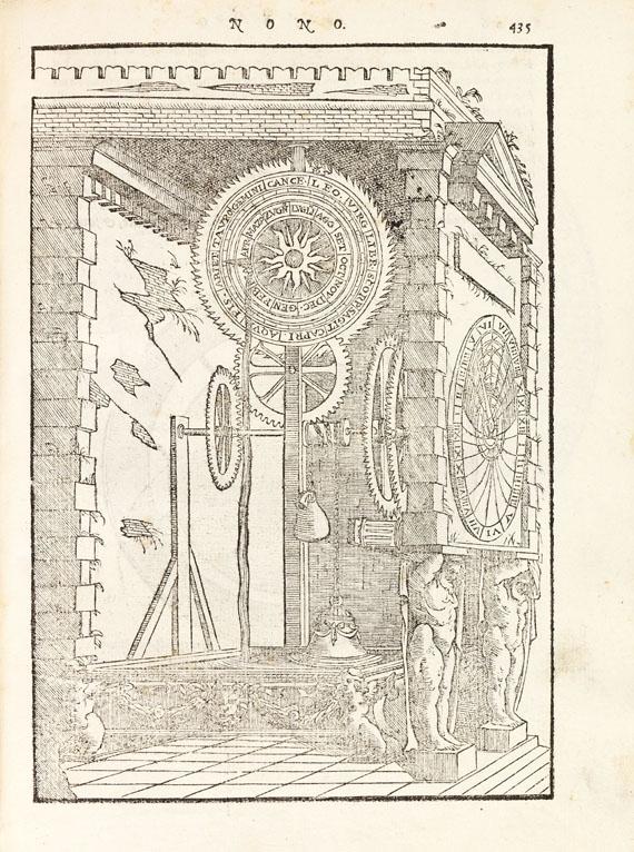 Marcus Vitruvius Pollio - I dieci libri dell'architettura