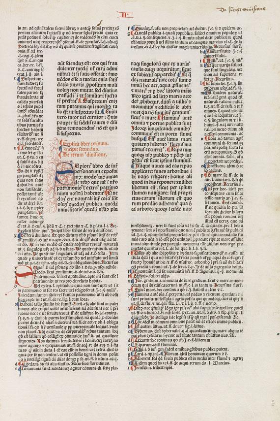 Justinianus - Codex Iustianus