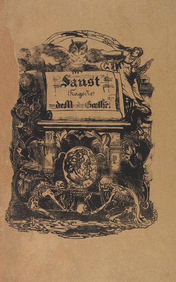 Eugène Delacroix - Faust-Illustrationen