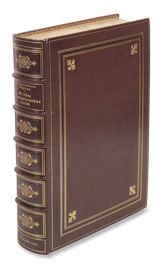 Bartholomaeus Anglicus - De propietatibus rerum -