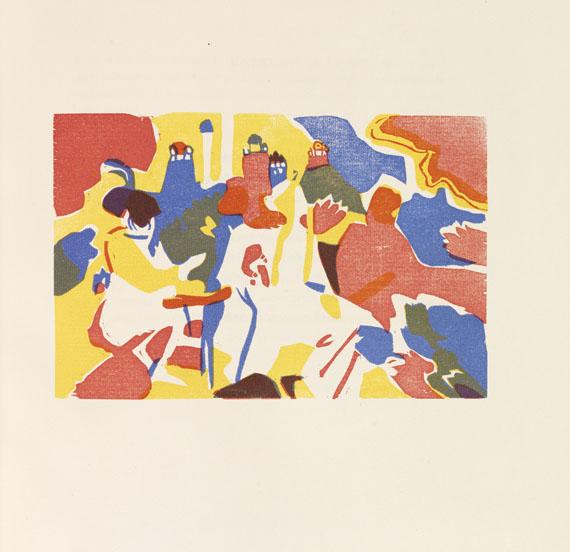 Wassily Kandinsky - Klänge -