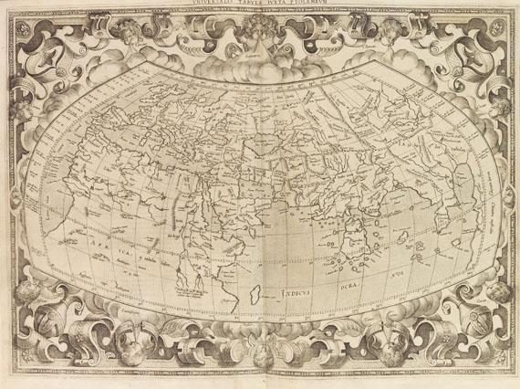 Claudius Ptolemaeus - Geographae libri octo