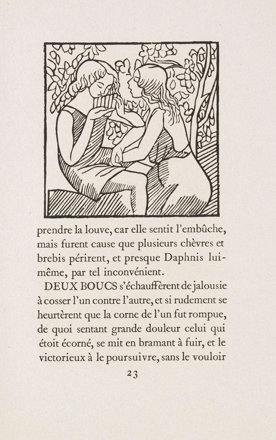 Aristide Maillol - Daphnis & Chloé