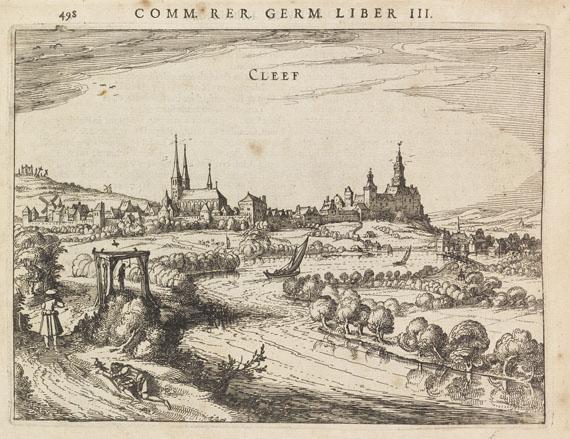 Petrus Bertius - Rerum Germanicarum