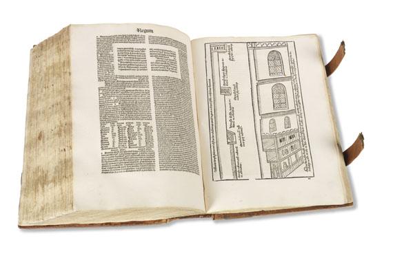 Biblia latina - Biblia latina. Nürnberg, Koberger. Band 1