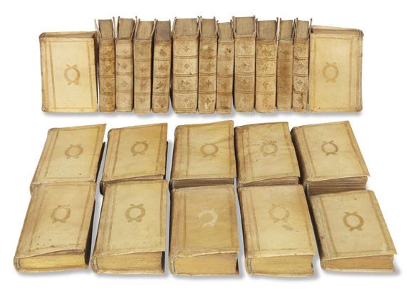 Elzevier Drucke - Elzevier Republics. 27 Bände