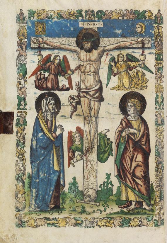 Missale Saltzeburgense - Missale Saltzeburgense
