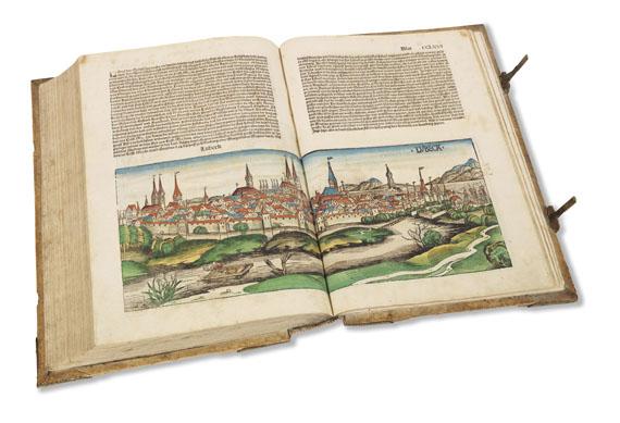 Hartmann Schedel - Buch der Chroniken -