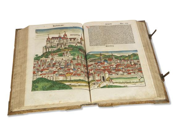 Hartmann Schedel - Buch der Chroniken