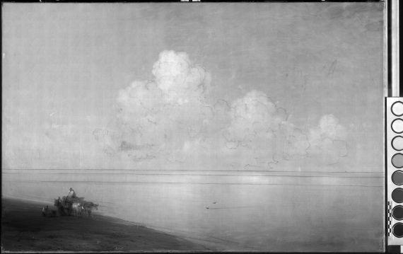 Ivan Aivazovsky - Ruhige See -
