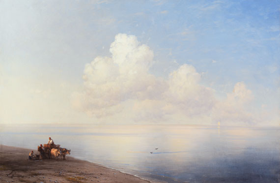 Aivazovsky - Ruhige See