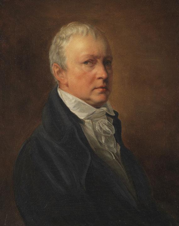 Friedrich Heinrich Füger - Selbstbildnis