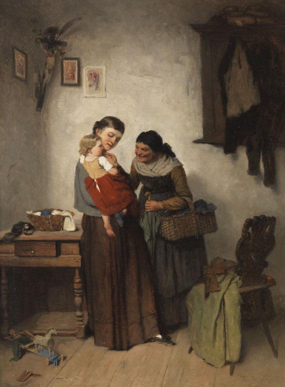 Heinrich Weber - Drei Generationen