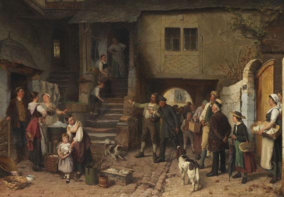 Théodore Gérard - Der Heimkehrer