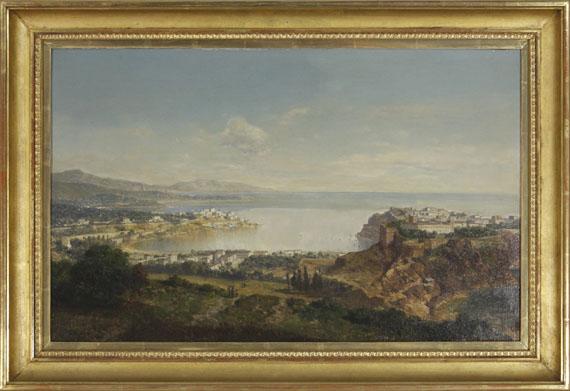 Albert August Zimmermann - Monaco (Riviera di Ponente) - Rahmenbild
