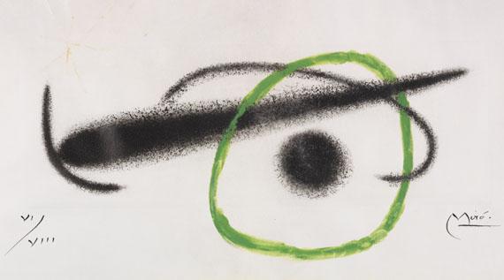 Joan Miró - Aus: Nous avons