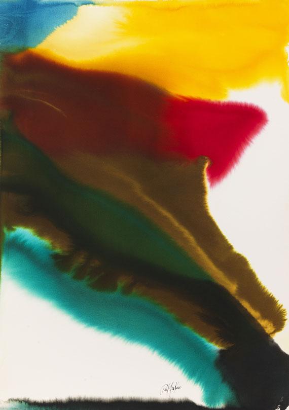 Paul Jenkins - Phenomena Manollete Red
