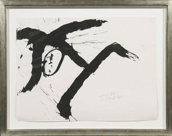 Julius Bissier - 19.6.61.11 - Rahmenbild