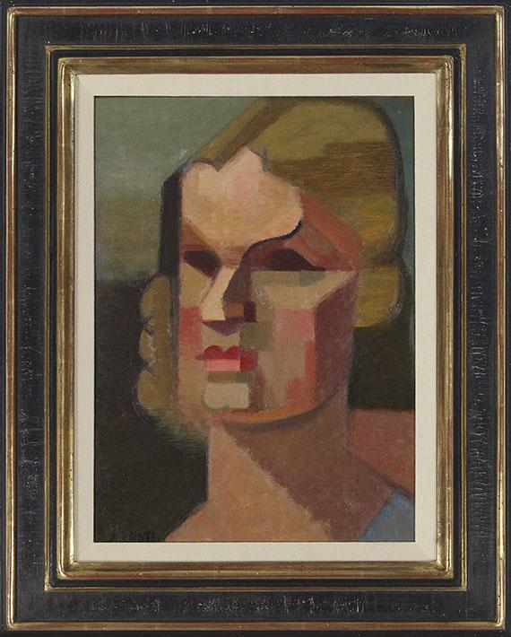 André Lhote - Portrait de Marguerite - Rahmenbild