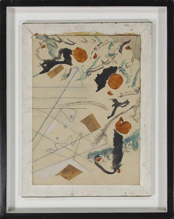Carl Buchheister - Komposition Furi - Frame image