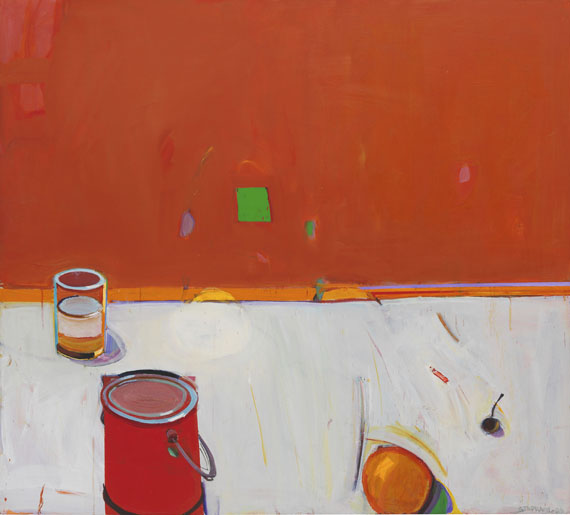 Raimonds Staprans - The Red Paint Can