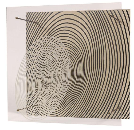 Jesús Raphael Soto - La spirale - Weitere Abbildung
