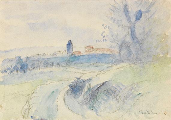 Camille Pissarro - Pontoise