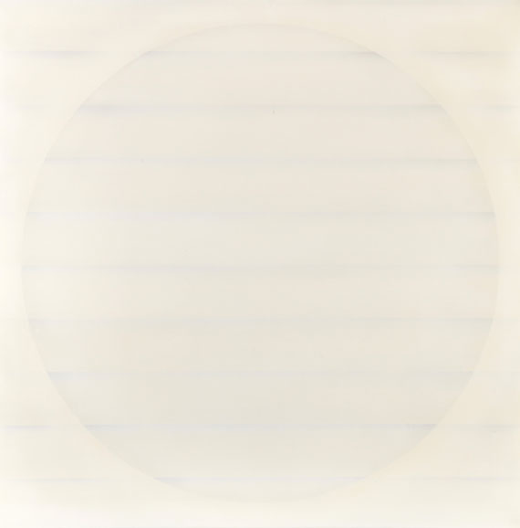 Raimund Girke - Weißer Kreis