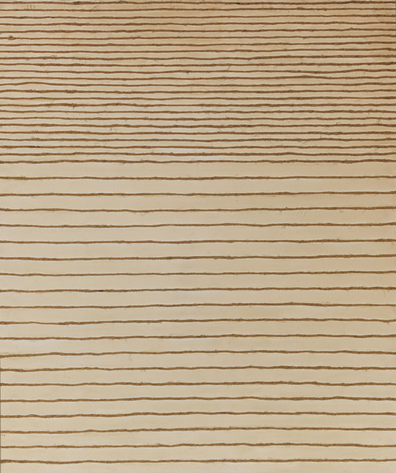 Leo Erb - Ohne Titel (Linienrelief)