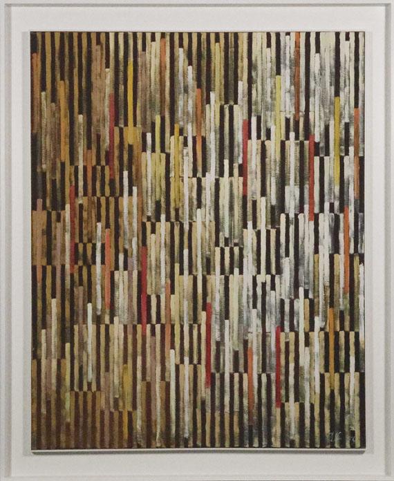 Adolf Richard Fleischmann - Composition #138x - Rahmenbild