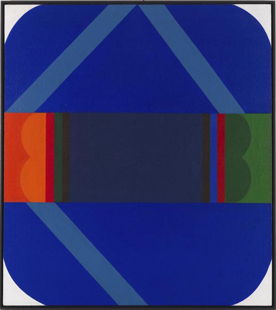 Georg Karl Pfahler - SP.O.R./RECOND - Rahmenbild