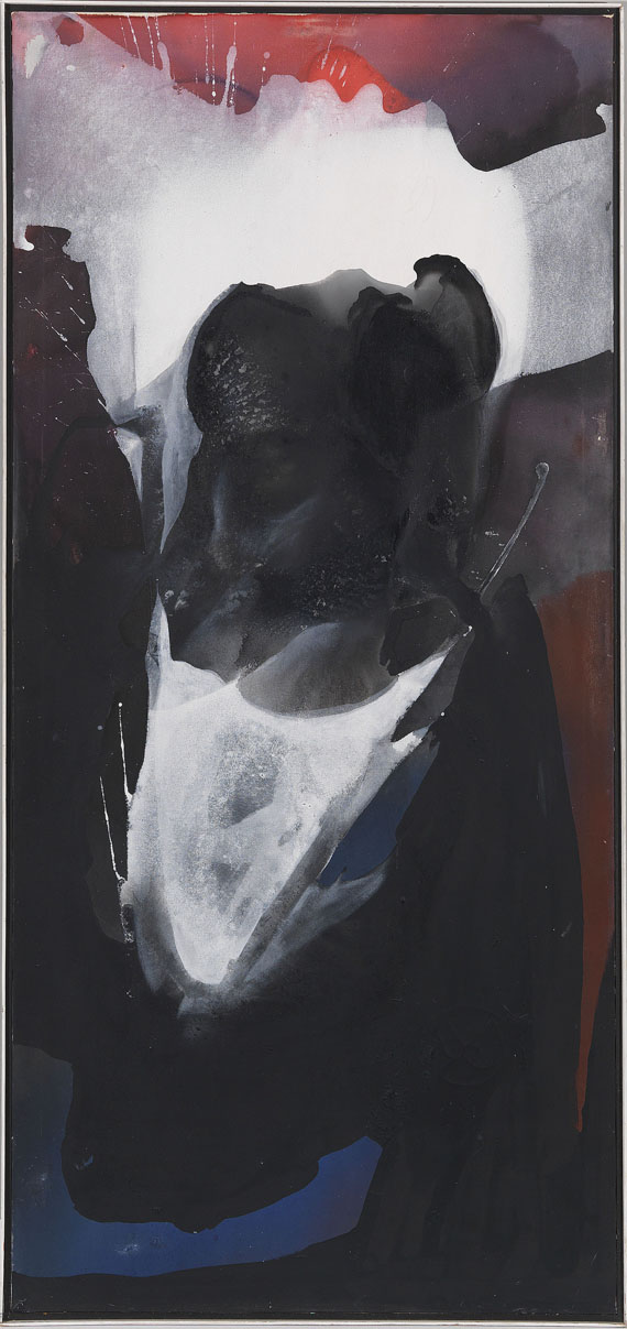 Fred Thieler - Kb 70/III - Frame image