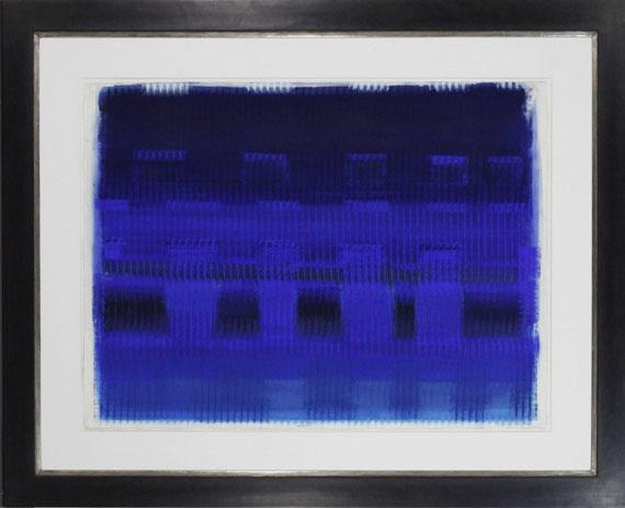 Heinz Mack - Brandung im Meer - Frame image