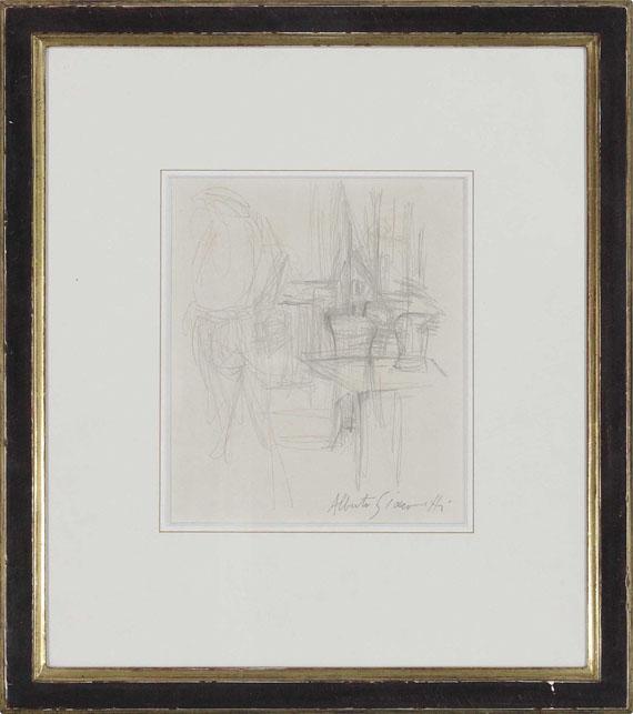 Alberto Giacometti - Intérieur - Frame image