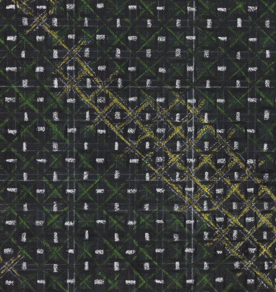 Ding Yi - Appearance of Crosses 2008-9 - Weitere Abbildung