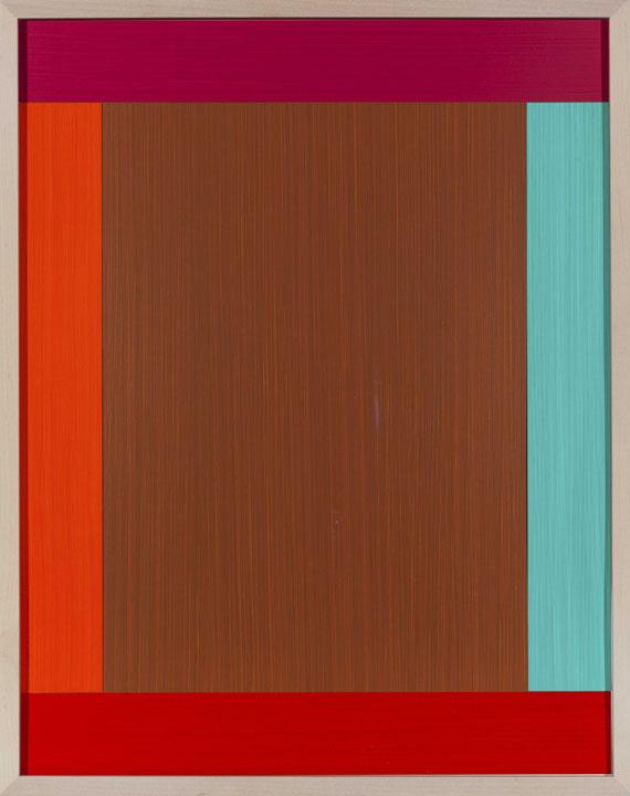 Imi Knoebel - Anima Mundi 67-4 (4-teilig) - Frame image