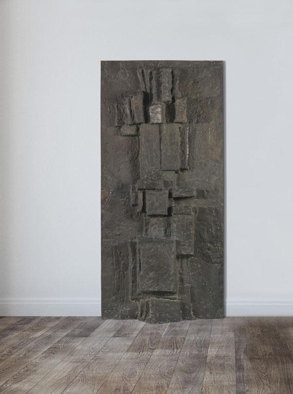 Fritz Wotruba - Marburger Relief - Teil 5 - Weitere Abbildung