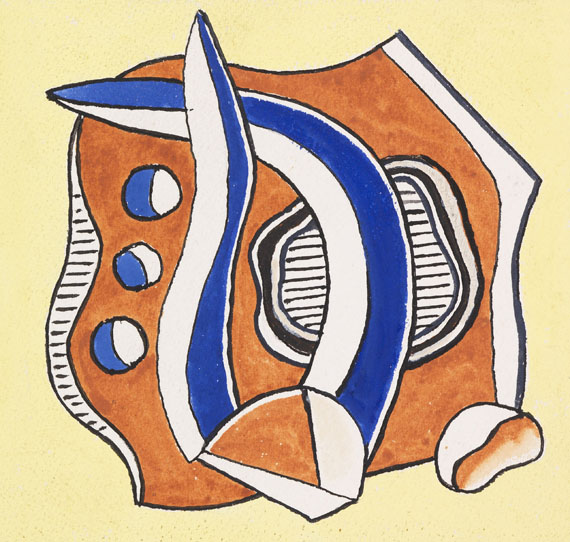 Fernand Léger - Ohne Titel
