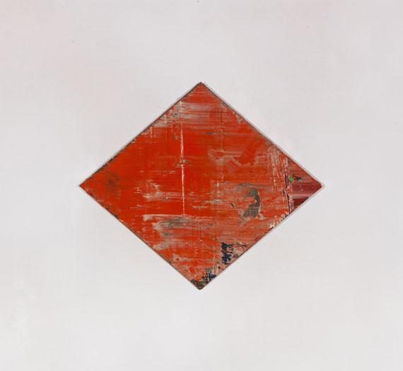 Gerhard Richter - Rhombus - Weitere Abbildung