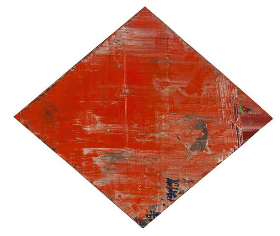 Gerhard Richter - Rhombus