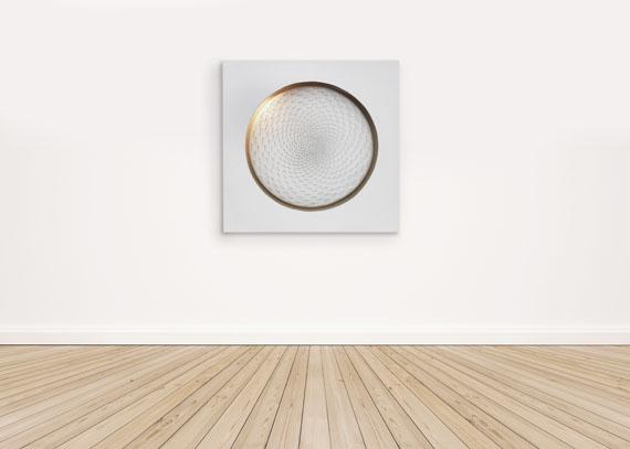 Günther Uecker - Light-Disk (Light Box) - Weitere Abbildung