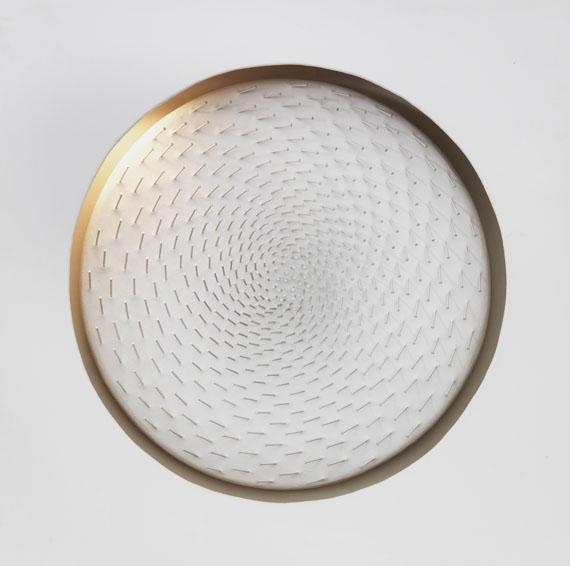 Günther Uecker - Light-Disk (Light Box)