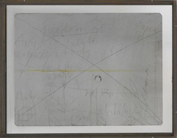 Joseph Beuys - Minneapolis Fragment