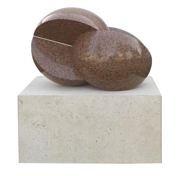 Max Bill - strebende kräfte einer kugel - Weitere Abbildung